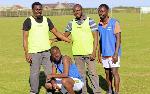 20 Ghanaian fishermen debut in Irish Gaelic football