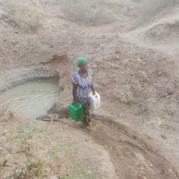 Water challenges are a perennial occurrence especially in the northern regions