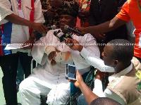 Daniel Bugri Naabu, defeated NPP Northern Regional Chairman
