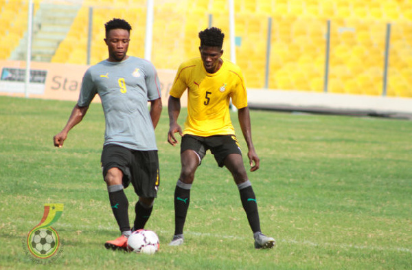 Black Stars to resume camping on Thursday