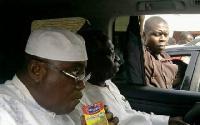 Nana Akufo-Addo captured sipping Kalyppo