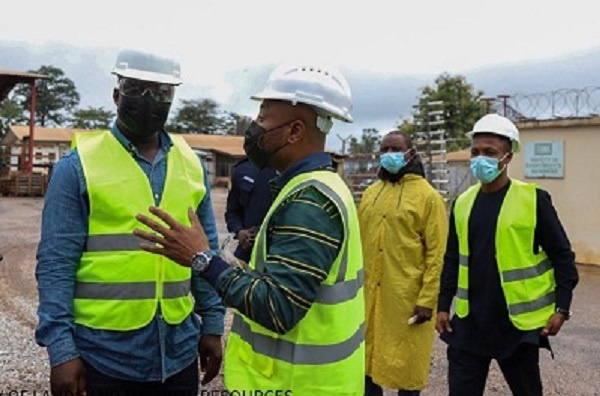 Govt committed to revamping Bibiani mines - Jinapor