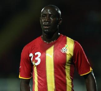 Albert Adomah Ghana1