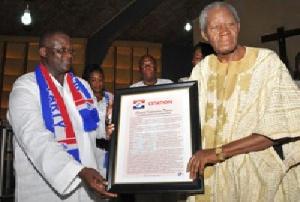 Tedam And Paul Afoko