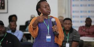Dr. Ekua Ekuamah UG