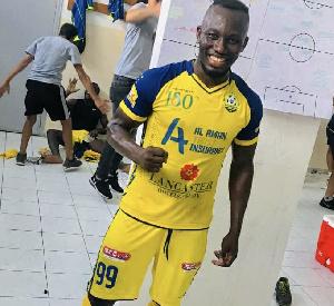 Former Asante Kotoko SC and Ashanti Gold SC forward, Sadick Adams