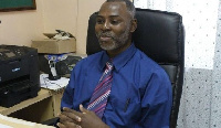 Dr. Eugene Dordoye will undergo courses in human relations and management while on leave