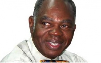 Flagbearer of the Peoples National Convention (PNC), Dr. Edward Nasigri
