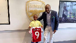 Leo Messo has joined Arsenal
