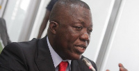Alexander John Ackon,defeated parliamentary candidate for Obuasi West constituency