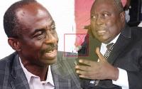 Johnson Asiedu Nketia and Martin ABK Amidu