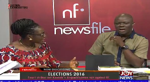 Newsfile airs from 9:00 GMT to 12:00 GMT on Multi TV's JoyNews channel