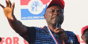 Kennedy Agyapong NPP Campaign