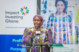 IIGh Taskforce Chair Hamdiya Ismaila