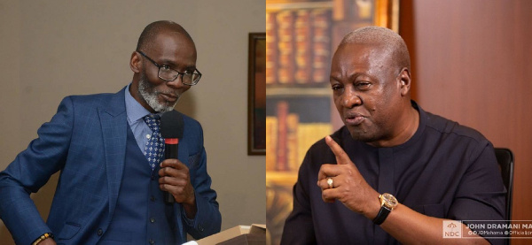 Is Mahama for or against anti-LGBTQ+ bill? - Gabby asks