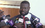 Frank Annoh Dompreh is confident the NPP will be declared Majority in Parliament