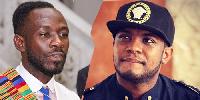 Okyeame Kwame and D-Cryme