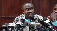 Albert Opoku Kissi,University Students' Association of Ghana (USAG)