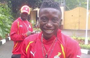 Ghana and Aduana Stars defender Godfred Saka