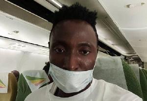 Accra Hearts of Oak striker, Kofi Kordzi