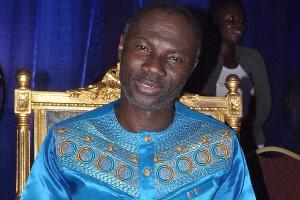 Prophet Emmanuel Badu Kobi, founder and leader of Glorious Wave Church International
