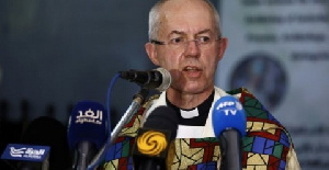 Justin Welby is the Archbishop of Canterbury