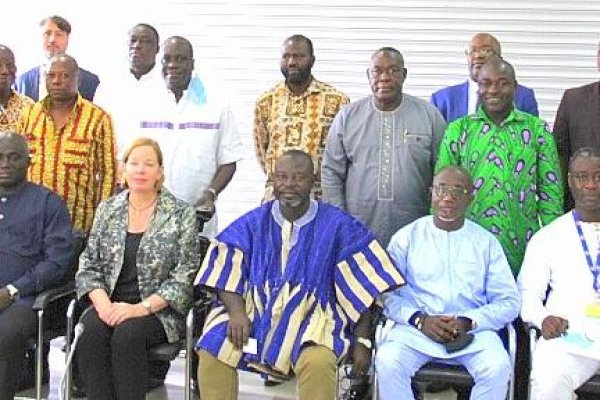 Establish working committee to address ocean governance issues - NAFAG