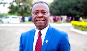 Prof. George K. T. Oduro, Professor of Educational Leadership of UCC