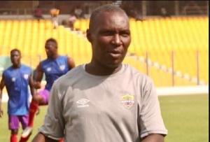 Coach Edward Nii Odoom