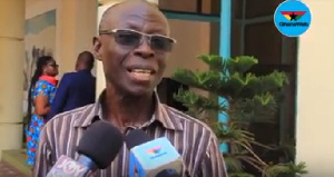 Technical Director of Ghana Football Association, Francis Oti Akenteng
