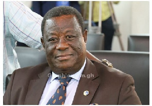 Minister for Roads and Highways Kwasi Amoako-Attah