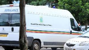 Prison Ambulance 6