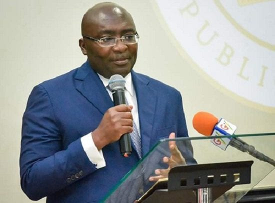 Mortuaries not a priority for zongos; they prefer schools – Bawumia
