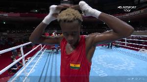 Samuel Takyi Boxing Gold Medalist