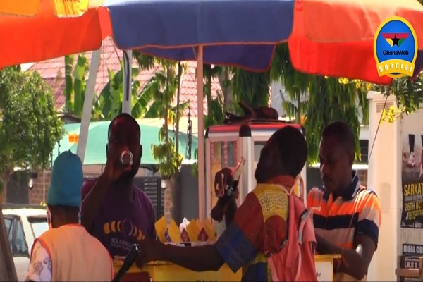 GhanaWeb Special: Life back to normal in parts of Tema after coronavirus hotspot scare