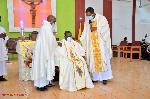 Kpehe gets new Parish Priest