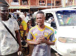 Kwadwo Amoako