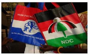 Ndc Npp Flags 4