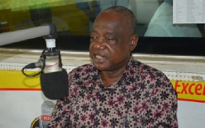 Dr. Benjamin Kunbuor, a member of NDC's Council of Elders