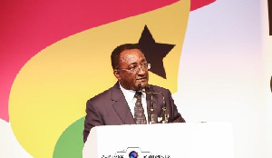 Dr Owusu Afriyie Akoto, Minister of Food and Agriculture
