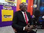 Member of Parliament  for Aowin, Hon. Oscar Ofori Larbi