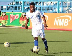Emerging Ghanaian player, Enoch Atta-Agyei