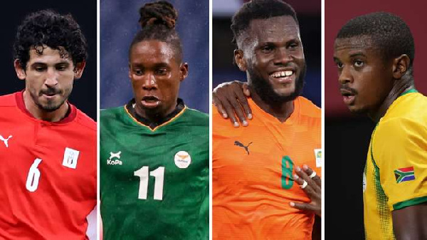 Some African players who have excelled at the Olympic Games