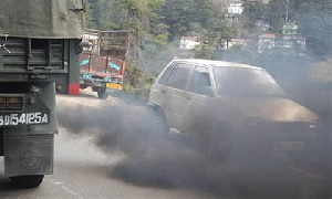 Air pollution is responsible for more deaths than tobacco, alcohol, road accidents, and drug abuse