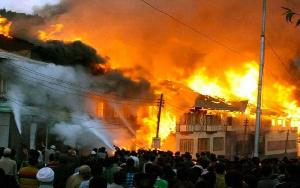 Gari Market Fire9