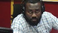 Kwame Afrifa, Radio show host