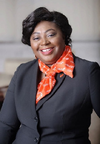Mrs Abiola Bawuah, Managing Director of the United Bank for Africa (UBA)