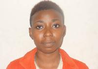 The suspect, Ivy Mugure Daniel