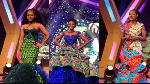 Check out Ghana's Most Beautiful finalists' African print gowns
