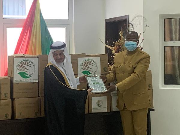 Ghana receives 50 tonnes of date fruits from Saudi Arabia